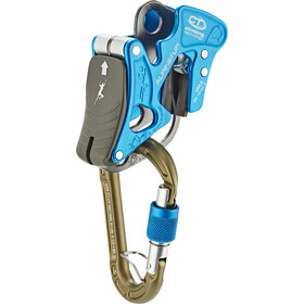 Climbing Technology Alpine-Up Kit Asegurador / Descensor, blue
